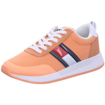 Tommy Hilfiger Top Trends Sneaker orange
