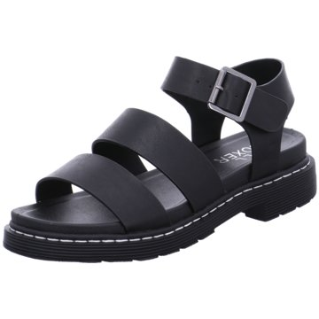 Bullboxer Sandale schwarz