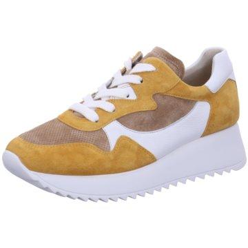Paul Green Plateau Sneaker4949 gelb