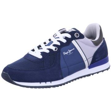Pepe Jeans Sneaker LowTinker Zero Ath blau