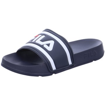 Fila BadelatscheMORRO BAY SLIPPER 2.0 blau