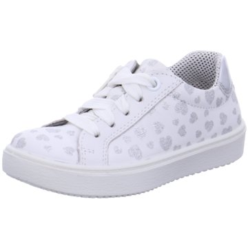 Legero Sneaker LowKinderschuhe LK \ HE weiß