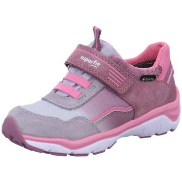 Superfit Sneaker LowSport5 rosa