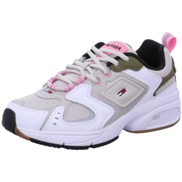 Tommy Hilfiger Top Trends SneakerWMNS Heritage Sneaker beige