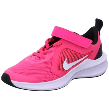 Nike Sneaker LowNike Downshifter 10 Little Kids' Shoe - CJ2067-601 pink