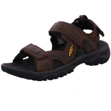 Keen Outdoor Schuh braun