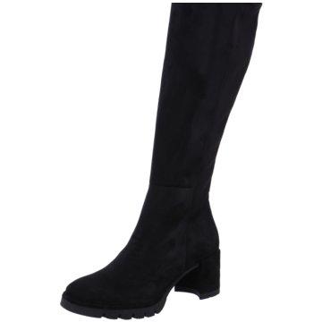 Paul Green Klassischer Stiefel schwarz