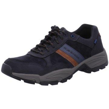 Pius by Gabor Komfort SchnürschuhSneaker 0138.10.02 blau