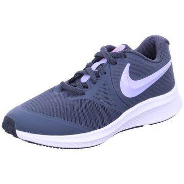 Nike Sneaker LowSTAR RUNNER 2 - AQ3542-406 blau