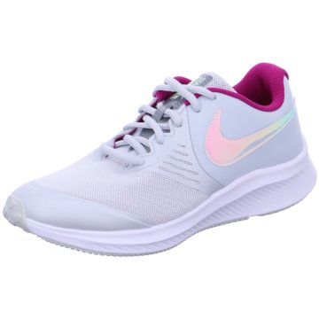 Nike Sneaker LowSTAR RUNNER 2 - CW3294-001 grau