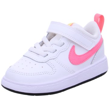 Nike Sneaker LowCOURT BOROUGH LOW 2 - BQ5453-108 weiß
