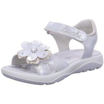 Lurchi Sandale silber