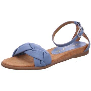 Unisa Top Trends Sandaletten blau