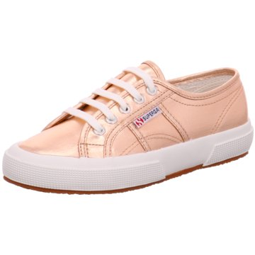 Superga Sneaker Low lachs