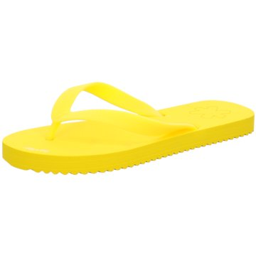 Flip-Flop Bade- Zehentrenner7511-32298-15 gelb