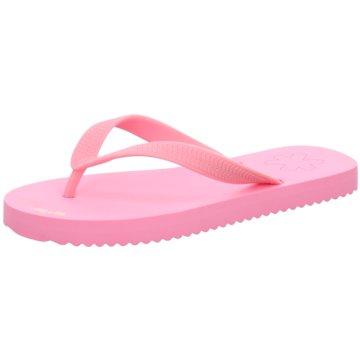 Flip-Flop Bade-Zehentrenner rosa