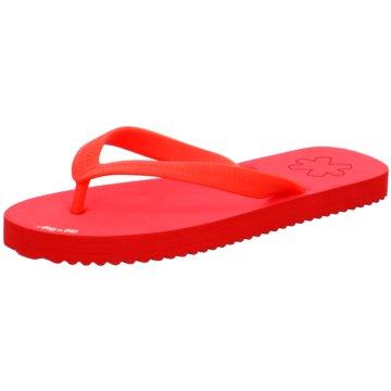 Flip-Flop Bade- Zehentrenner7511-32298-14 rot