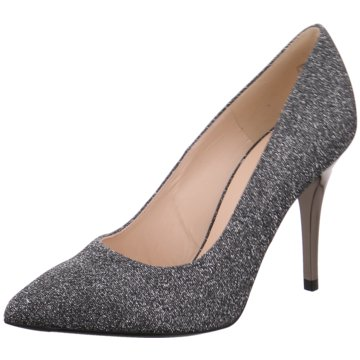 Peter Kaiser High Heels grau
