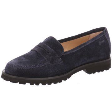 Sioux Business Slipper blau