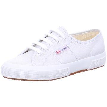 Superga Sneaker LowCotu Classic weiß