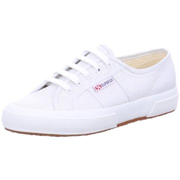 Superga Sneaker LowLamew weiß