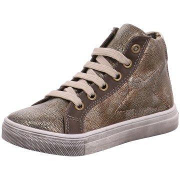 A.S.S.O Sneaker High beige