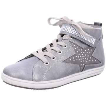 Rieker Sneaker High7499-34047-1 grau