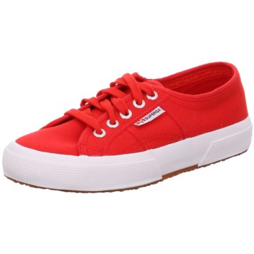Superga SneakerCotu rot