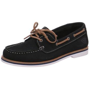 Tamaris BootsschuhSneaker blau