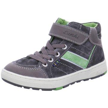Lurchi Sneaker HighDanny grau