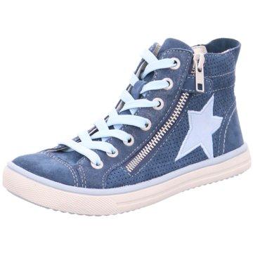 Lurchi by Salamander Sneaker HighSaskia II WMS:M blau