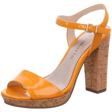 Tamaris Top Trends High Heels gelb