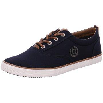 Bugatti Sneaker LowAlfa blau