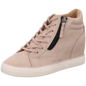 Esprit Sneaker Wedges beige