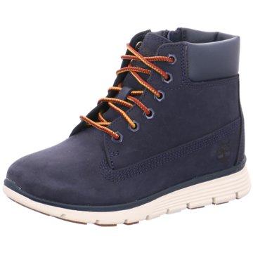 Timberland SchnürstiefelKillington 6 Inch Junior Boot blau