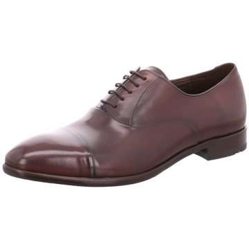 Lloyd Business Schnürschuh rot