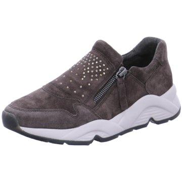 Gabor comfort Komfort SlipperSneaker grau