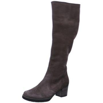 Gabor comfort Klassischer Stiefel grau