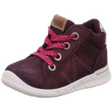 Ecco Sneaker HighFirst rot
