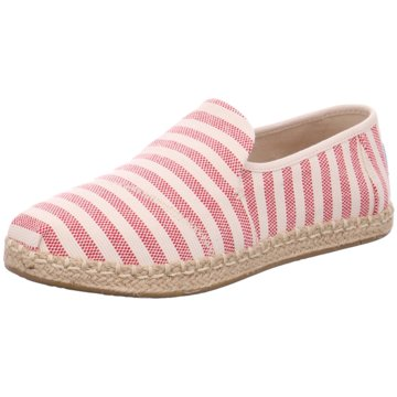 TOMS Espadrille rot