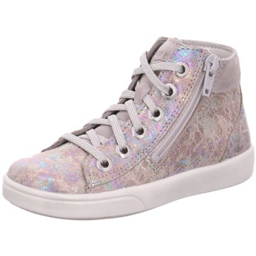 Superfit Sneaker High silber