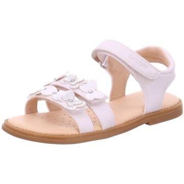 Geox Sandale weiß