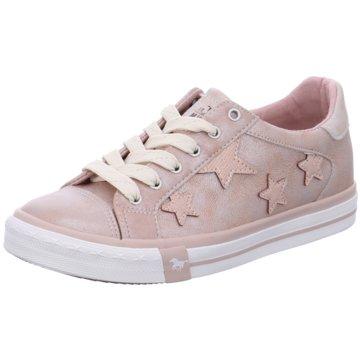 Mustang Sneaker Low rosa
