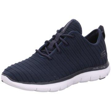 Skechers Sneaker LowFlex Appeal 2.0 Esta blau