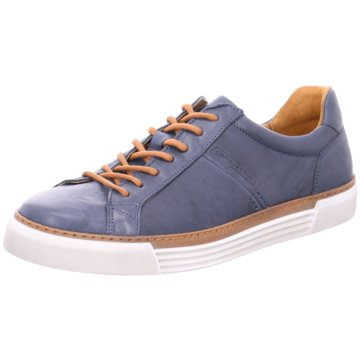 camel active Sneaker LowRacket blau
