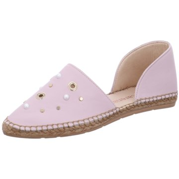 Macarena Top Trends Slipper rosa