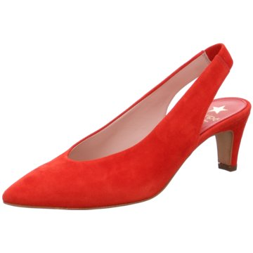 Maripé Top Trends Pumps rot