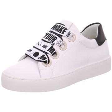 Bullboxer Top Trends Sneaker weiß