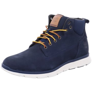 Timberland Sneaker High blau