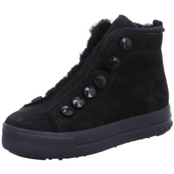 Kennel + Schmenger SneakerMega schwarz